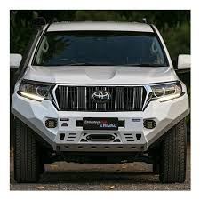 RIVAL 4x4 - Bumper - To suit TOYOTA Prado 2019+ - MORE 4x4