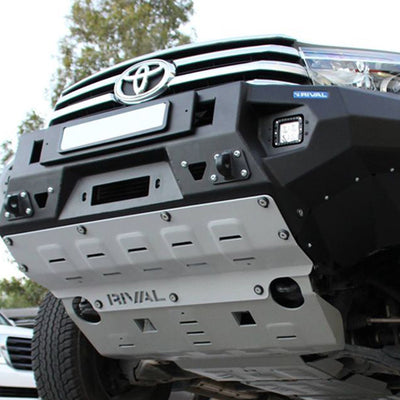 RIVAL 4x4 - Underguards - To suit Toyota Hilux N80 Revo DT-UBA17-1 - MORE 4x4
