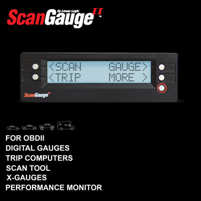 Scan Gauge 2 -  AU Version - MORE 4x4