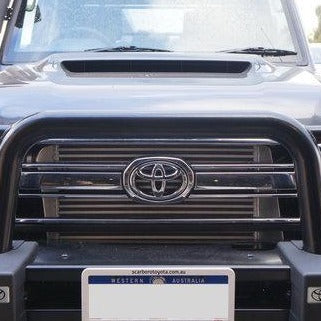 PDI - Intercooler - To suit TOYOTA Landcruiser 70 Series (All models) VDJ76/78/79 - MORE 4x4