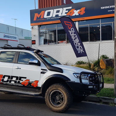 #MORE4X4TUNED - Ford Ranger PX1 and PX2 - MORE 4x4