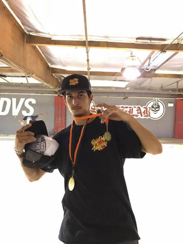Jason Best Trick Winner Royal Trappings Skatelab CASLUSF