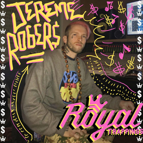 Royal Trappings Pro Skater Jereme Rogers RoyalTrappings
