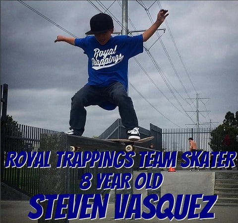 Royal Trappings RoyalTrappings Steven Vasquez