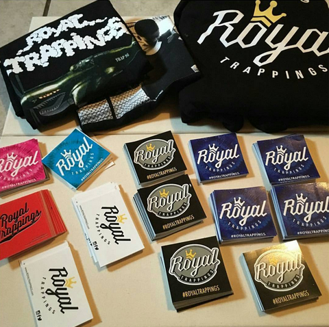 Royal Trappings RoyalTrappings Free STicker Contest