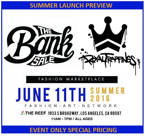Royal Trappings The Bank Sale June11 Los Angeles