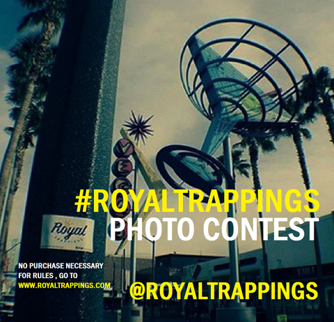 Royal Trappings Photo Contest RoyalTrappings Free Hoodie