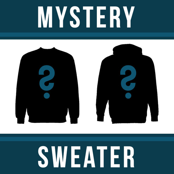 $25 MYSTERY SWEATER!