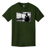 ROYAL TRAPPINGS LITTLE LEAGUE TEE T-SHIRT OLIVE GREEN FRONT