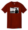 ROYAL TRAPPINGS LITTLE LEAGUE TEE T-SHIRT RED FRONT