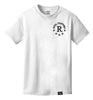 ROYAL TRAPPINGS R TEE T-SHIRT WHITE FRONT