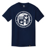 ROYAL TRAPPINGS SEAL TEE T-SHIRT NAVY BLUE FRONT