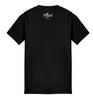 ROYAL TRAPPINGS LOGO TEE T-SHIRT BLACK BACK
