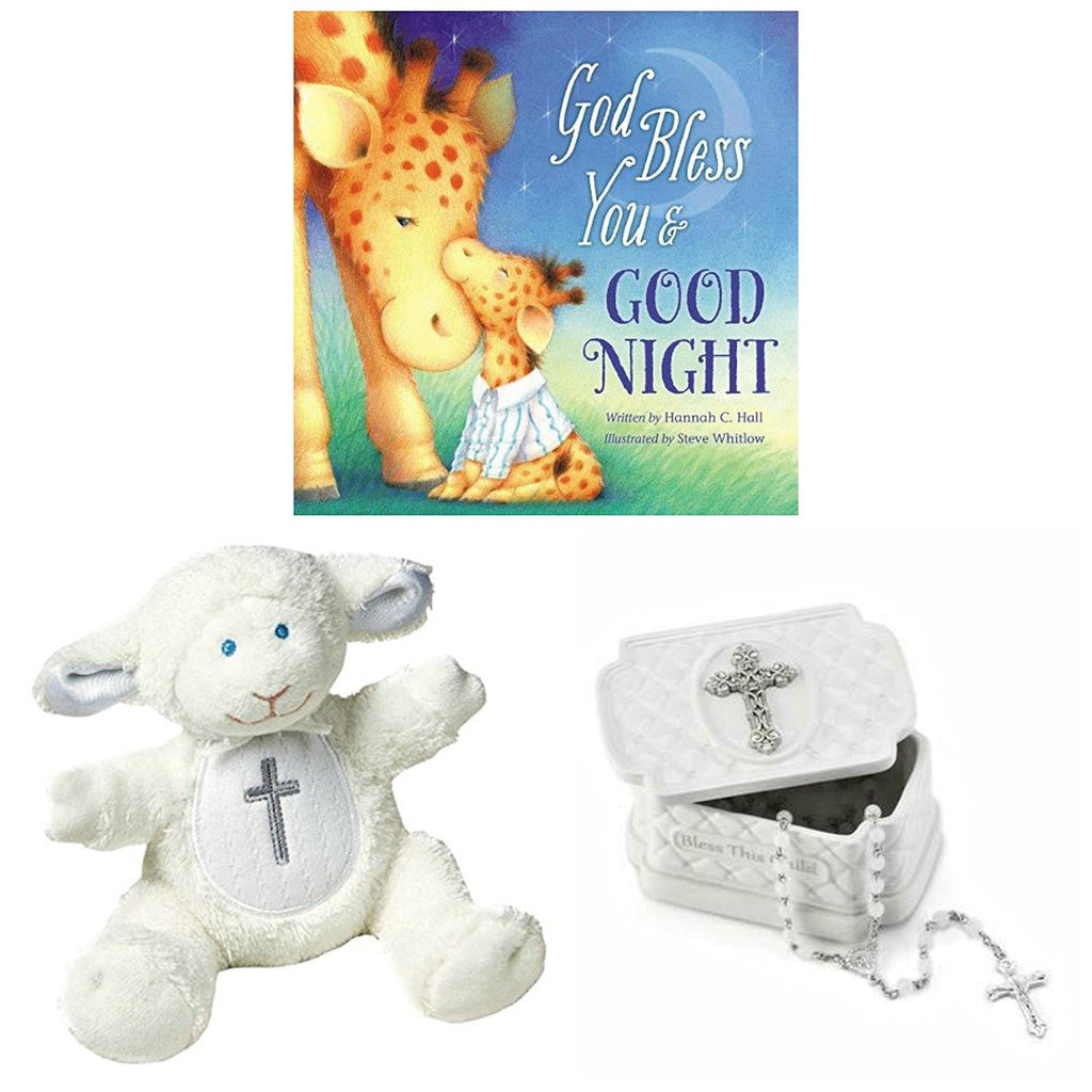 Baby Christening and Baptism Gift Set | Heartfelt Baskets & Gifts – Heartfelt Baskets & Gifts, LLC