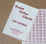 Pocket Guitar Chords