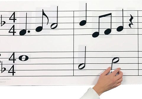 Hangable Music Note & Symbol Set