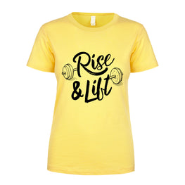 Rise and Lift Women's Shirt