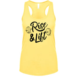 Rise and Lift Women's Tank