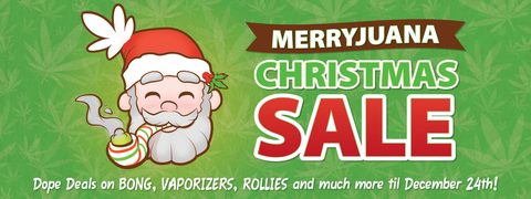 Merryjuana Christmas Sale