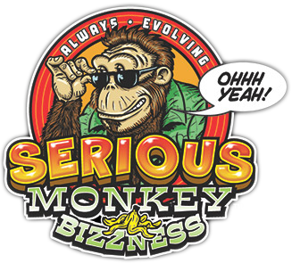 Serious Monkey Bizzness