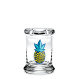 420 Jar with Pop-Top - Pineapple Kush