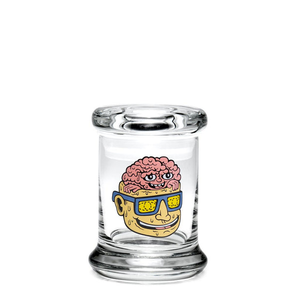 420 Jar with Pop-Top - Teenage Lobotomy