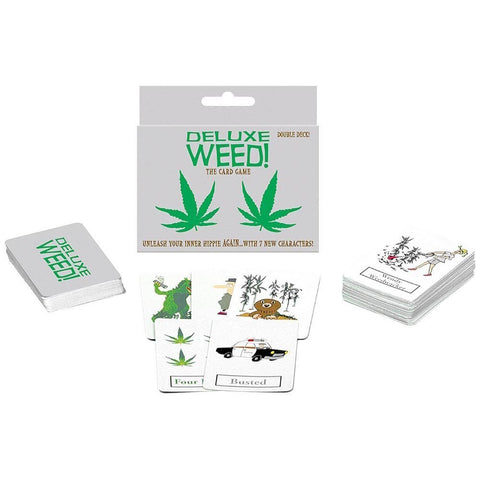 Weed Deluxe Card Game