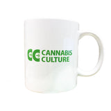 Cannabis Culture White Coffee Mug