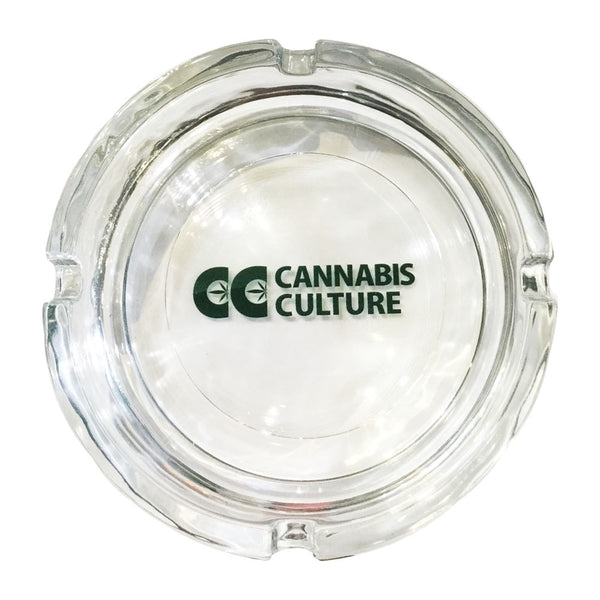Cannabis Culture Ashtray