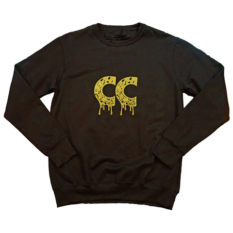 illkids x Cannabis Culture Pullover Crew Neck Sweater