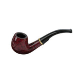 Classic Marble Wooden Tobacco Pipe