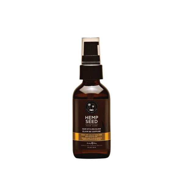 Hemp Seed Leave-In Conditioner by Earthly Body