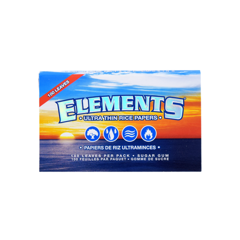 Elements Rolling Papers - Single Wide
