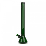 Colored 7mm Extra Thick Glass Bong - 24""