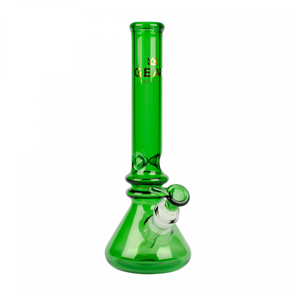 "GEAR 12"" Freaker Beaker Bong with Ice Pinch"