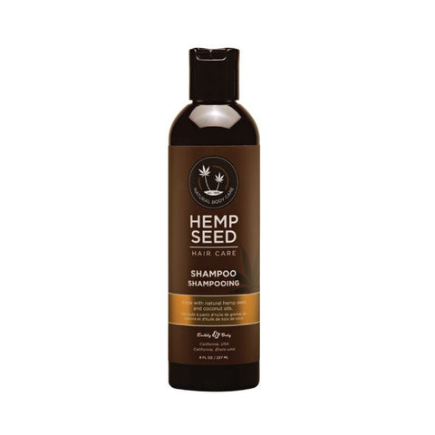 Hemp Seed 8oz Shampoo by Earthly Body