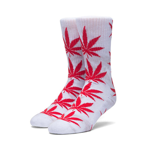 HUF Tie Die Plantlife Crew Sock in Grey