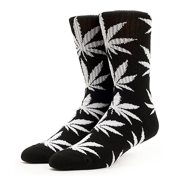 HUF Plantlife Crew Sock in Black