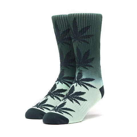 HUF Plantlife Gradient Wash Crew Sock in Ponderosa Pine