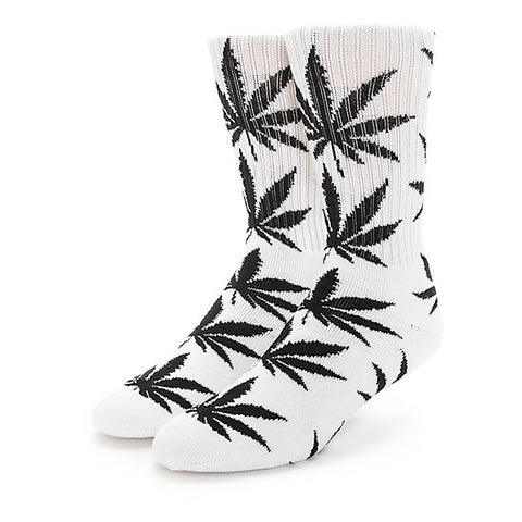 HUF Plantlife Crew Sock in White