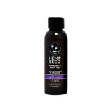 Earthly Body 2oz Hemp Massage & Body Oil