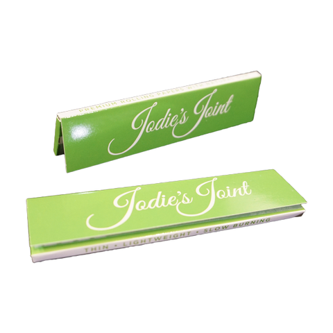 Limited Edition Jodie's Joint Rolling Papers