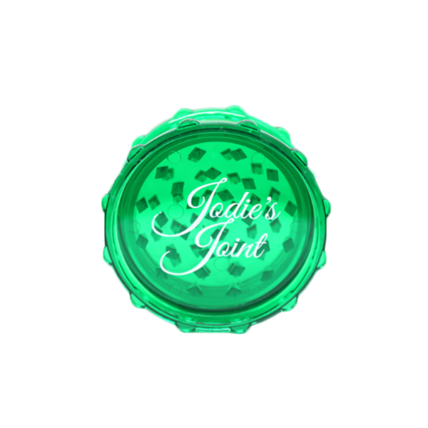 Plastic Limited Edition Jodie's Joint 2pc Grinder