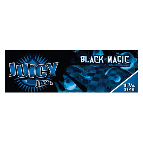 Juicy Jay's Black Magic Flavored Rolling Papers