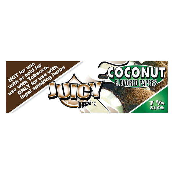 Juicy Jay's Coconut Flavored Rolling Papers