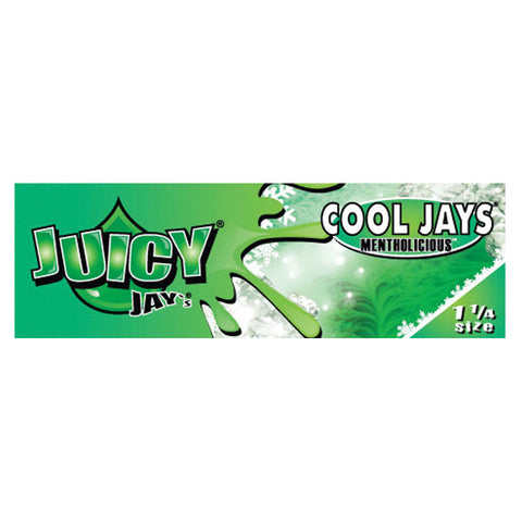 Juicy Jay's Cool Jays Flavored Rolling Papers