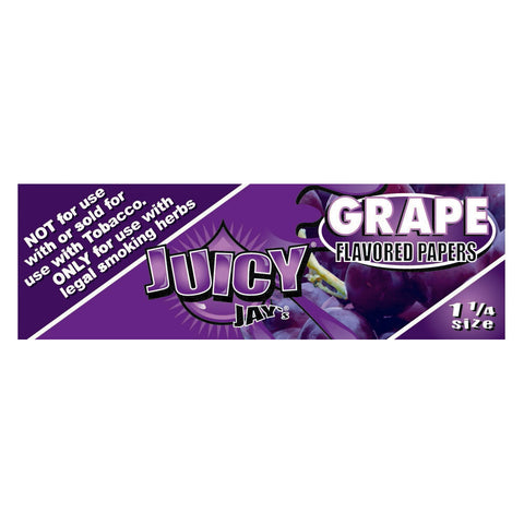 Juicy Jay's Grape Flavored Rolling Papers
