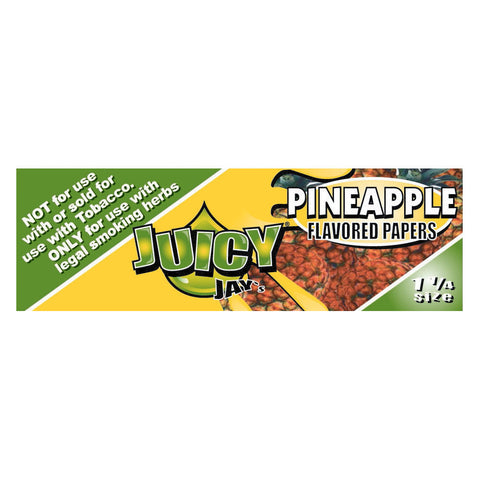 Juicy Jay's Pineapple Flavored Rolling Papers