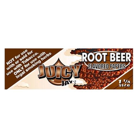 Juicy Jay's Root Beer Flavored Rolling Papers