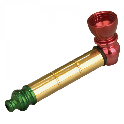 Colored Metal Pipe